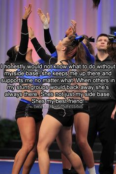 That's true too if there wasn't side bases thee wouldn't be flyers