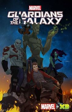 Guardians Of The Galaxy - The Animated Series
