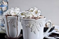 Grown Up Hot Chocolate    http://www.howsweeteats.com/2011/11/grown-up-hot-chocolate-with-homemade-baileys-marshmallows/