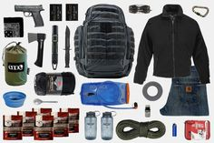 What You Need in Your Urban Survival Kit
