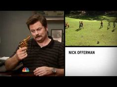 Parks and Recreation Season 3 Opening Credits - YouTube