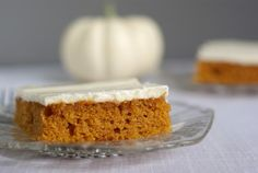 Oleander and Palm: Pumpkin Spice Sheet Cake