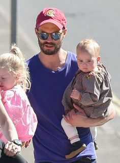 "Jamie  I have to say first - they are so beautiful...secondly, Phoebe looks very much like the baby in ""Grey"""