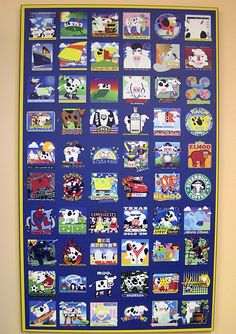 Some of the many funny parodies at Cows Creamery in Prince Edward Island, Canada Poster Prints, Posters, Prince Edward Island, Small Island, Voici, Ice Cream, Canada, Memories, Poster
