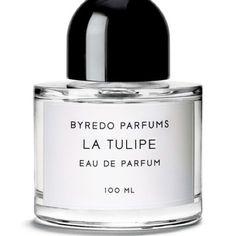 La Tulipe by Byredo - my favourite perfume