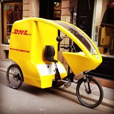 """CJ Hamblin on Twitter: """"Things we need to see more of in our cities. Last mile delivery by #cargobike. Lots of options #smartcities #cycling https://t.co/pyxjPiv1sf"""""""