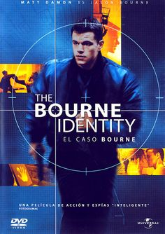 El caso Bourne [Vídeo (DVD)] = The Bourne identity / directed by Doug Liman ; screenplay by Tony Gilroy and William Blake Herron ; produced by Doug Liman and Patrick Crowley. Universal Pictures, 2003