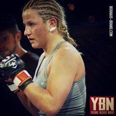 title fight at YBN3 - Katharina Lehner with Abnotic MMA gloves from BOXHAUS #BJJ #jiujitsu #cage #cagefighting #newaza #sambo #lutador #valetudo #freefight #UFC #boxen #boxing #muaythai #thaiboxen #ringen #wrestling  #selbstverteidigung #mma #BOXHAUS #Berlin