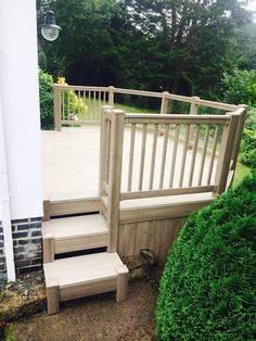 Fensys UPVC plastic luxury garden decking with premium excel tawny colour polymer slip resistant deck board Plastic Fencing, Decking Suppliers, Caravan Holiday, Led Manufacturers, Garden Bridge, Fence, Gate, Outdoor Living, Living Spaces