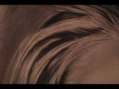 How To Draw Hair - YouTube