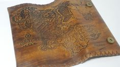 The Realm of Middle Earth Map Tobacco Pouch, Lord Of The Rings Leather Smokers Case Handcrafted, Vintage Genuine Leather bag Men Women Gift Upper Ear Earrings, Pyrography Designs, Middle Earth Map, Leather Dye, Valentines Gifts For Her, Bag Men, Oils For Skin, Smokers, Lord Of The Rings
