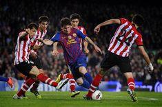 Messi VS 4. #Soccer #Futball #Football #Barcelona