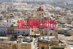 The capital of our little sister island, Gozo, has two names: Victoria and Rabat!