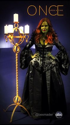 Zelena - The Wicked Witch | Once Upon a Time | I can't wait to see Regina [& Emma] squash her! #TeamEvil #WickedVsEvil