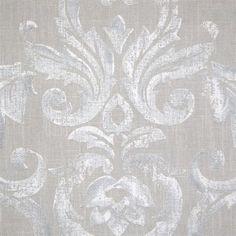 Silver Ciopeia Fabric