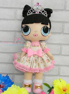 Lol Dolls, Felt Toys, Barbie Clothes, Plush, Felt Dolls, Fabric Dolls, Crochet Octopus, Felt Pouch, Doll Stuff