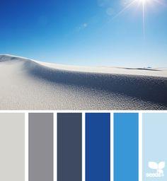 Desert Blues - http://design-seeds.com/index.php/home/entry/desert-blues