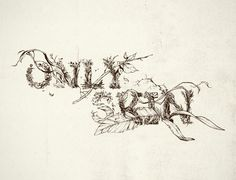 Only Skin by Teagan White, via Behance (~... Makes the sound of viOlins ...~)