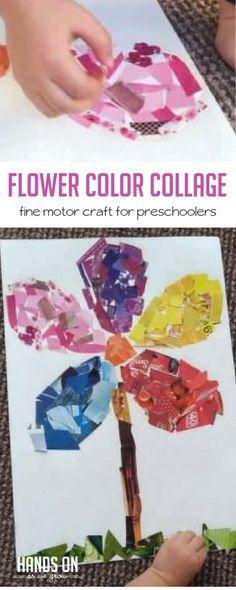 Pre Planned Flower Garden Designs: 3823 Best PRESCHOOL CRAFTS Images On Pinterest