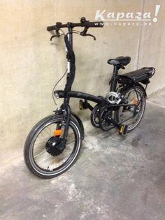 Elektrische plooibare fiets BTWIN TILT, Herenfietsen, Brugge | Kapaza.be