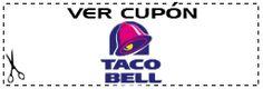 Código descuento Taco Bell - Ver más: http://buscacupones.es/codigo-descuento-taco-bell/
