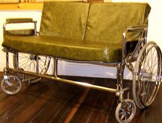 wheelchair loveseat. >>> See it. Believe it. Do it. Watch thousands of SCI videos at SPINALpedia.com