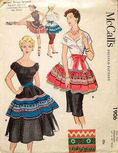 McCall's 1906; 1954