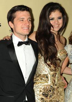 Selena Gomez olvida a Justin Bieber ¿con Josh Hutcherson?