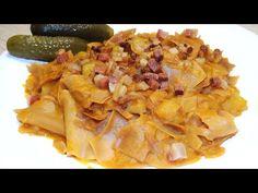 Slambuc, (öreglebbencs , krumplis tészta) ahogy én szeretem - YouTube