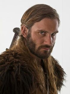 And Rollo, Ragnar's brother on Vikings