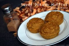 Sweet Potato Muffins - Perfect for Picky Eaters! - theDIYdreamer.com