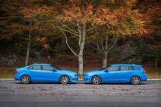 Volvo revela S60 e V60 Polestar