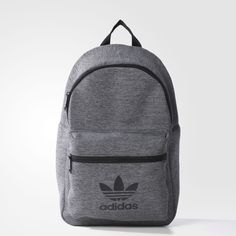 adidas Jersey Classic Backpack Grey