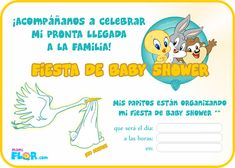 15 Opciones De Tarjetas Para Baby Shower Personalizadas Gratis .