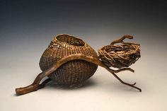 Top 7 Reasons  to Purchase a Matt Tommey Sculptural Art Basket Rare: Every basket is completely unique and no one else creates baskets like these. You're getting artwork that is truly...