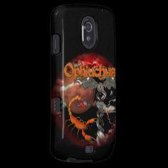 Ophiuchus goth zodiac sign by Valxart.com Samsung Galaxy Nexus Case