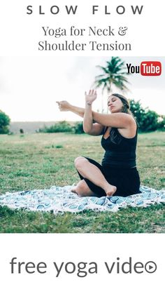 These free yoga classes are designed to help reduce stress naturally. I will gently guide you through these sequence of of yoga poses to help promote relaxation. These yoga flows are designed to cool down your body and lower your heart rate. Yoga Videos For Beginners, Free Yoga Videos, Free Yoga Classes, Workout For Beginners, Yoga Sequences, Yoga Poses, Shoulder Tension, Home Yoga Practice, Learn Yoga