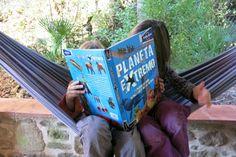 ¿Cal es el lugar más extremo al que has viajado con tus hijos?   Responde y entra en el sorteo de un ejemplar de Planeta Extremo de Lonely Planet
