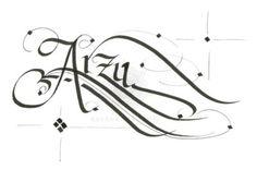#arzu #a       ➡         https://facebook.com /rayankalligraphie  http://rayankalligraphie.de      #kalligrafi #kalligraphie #kalligrafie #calligraphy #callygraphie #art #sanat #kunst #budageceryahu #rayankalligraphie #moderncalligraphy #brushcalligraphy #calligraphyph #calligraphyart #arabicCalligraphy #calligraphymasters