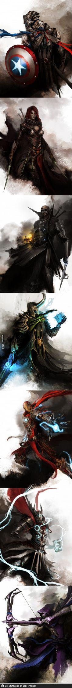 RPG Avengers