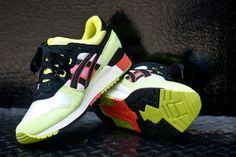 ASICS Gel Lyte III - Neon | Sneaker | Kith NYC