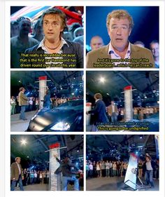 This is going to be undignified. #Hammond #jeremyclarkson #topgear