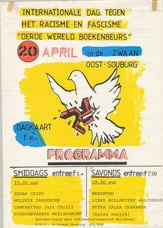 Nr 12: Vrijheid van vergadering. In Oost-Souburg organiseerde het Dokumentatiecentrum Molukkers activiteiten ihkv Internationale dag tegen racisme en fascisme #IAD15 #democracy Uit: Archief Links Kollektief Walcheren. Vindplaats in Zeeuws Archief: http://www.archieven.nl/nl/search-modonly?mivast=239&mizig=210&miadt=239&micode=212&miview=inv2