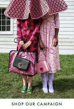 69780ca4cacf Tim Walker Captures Kate Spade s Floral Filled Spring  19 Ads ...