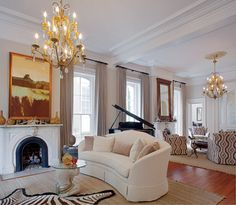 1879 Italianate mansion near Monterey Square in Savannah - check out these renovations!