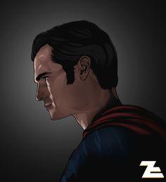 Superman by Charles Jourdan Bongco