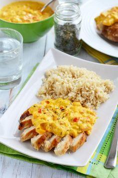 Paprikamártásos csirke recept