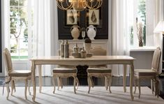 🇮🇹Made in Italy. Order NOW: 📞+971 58 808 45 25 superbiadomus@gmail.com Delivery worldwide✈️🌍 Dining Area, Dining Table, Classic Dining Room, Elegant Dining, Delivery, Italy, Furniture, Home Decor, Environment