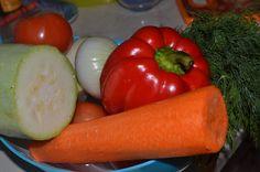 Вкуснотека: Летний овощной суп с лапшой