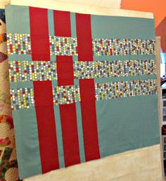 Quilts Inspired By Art (And Craft): Hello Baby (Studio Dragonfly)